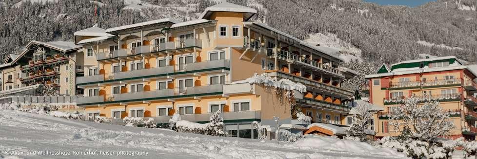 Skireisen Aktiv- und Wellnesshotel Kohlerhof mit Copyritht